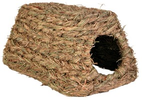 trixie domek z plecionej trawy