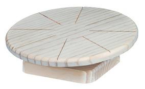 trixie drewniany dysk dla szynszyli