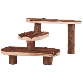 trixie schody drewniane dla szynszyli