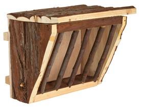 trixie drewniany paśnik wiszący